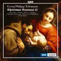 Telemann: Christmas Cantatas II