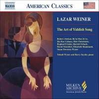 WEINER: The art of Yiddish song