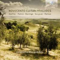 Novecento Guitar Preludes