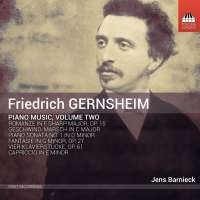 Gernsheim: Piano Music Vol. 2