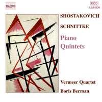 Shostakovich/Schnittke: Piano Quintets
