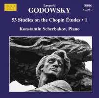 Godowsky: 53 Studies on the Chopin Études Vol. 1