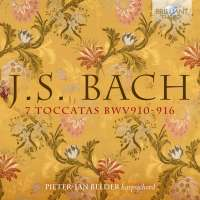 Bach: 7 Toccatas BWV 910-916
