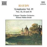 HAYDN: Symphonies nos. 32, 33