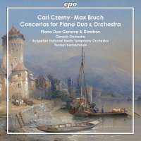 Czerny & Bruch: Concertos for Piano Duo & Orchestra