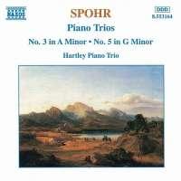 SPOHR: Piano Trios 3+5