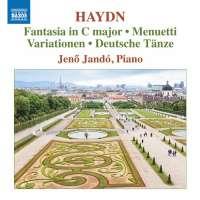 Haydn: Fantasia; Menuetti; Variationen; Deutsche Tänze