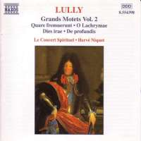 LULLY: Grands Motets Vol. 2