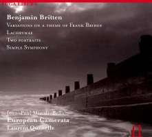Britten: Variations on a Theme by Bridge op.10