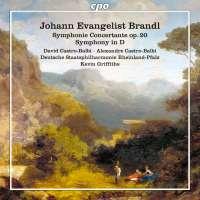 Brandl: Symphony Concertante; Symphony in D