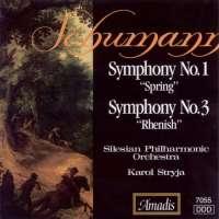 Schumann: Symphony 1 & 3