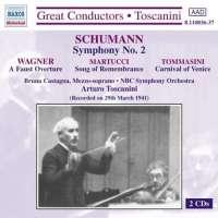 Schumann: Symphony No. 2 / Wagner / Martucci