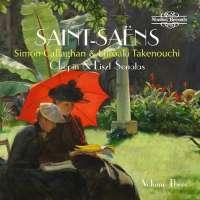 Saint-Saëns: Arrangement for 2 pianos - Chopin & Liszt Sonatas