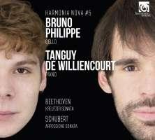 WYCOFANY  Beethoven: Sonata 'Kreutzer'; Schubert: Nacht und Träume; Sonata for arpeggione; Ständchen