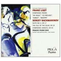 Listz/Rachmaninov: Virtuosic Transcriptions