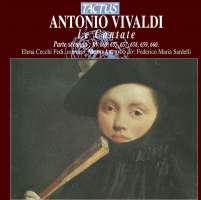 Vivaldi:Le Cantate per soprano Vol.2