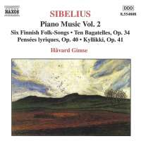SIBELIUS: Piano Music vol. 2