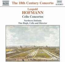 HOFMANN: Cello Concerti