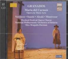 GRANADOS: Maria del Carmen