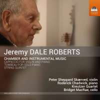 Dale Roberts: Chamber and Instrumental Music