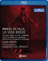 Falla: La Vida Breve / Maazel