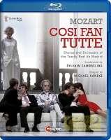 Mozart: Cosi fan tutte / Teatro Real Madrid