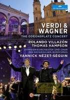 Odeonsplatz Concert - Verdi & Wagner
