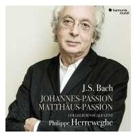 WYCOFANY  Bach: Johannes-Passion; Matthäus-Passion