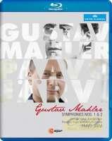 Mahler: Symphonies 1 & 2, Paavo Jarvi