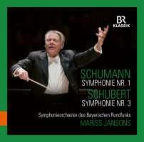 Schumann: Symphony No. 1; Schubert: Symphony No. 3