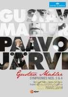 Mahler: Symphonies 3 & 4, Paavo Jarvi