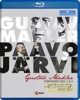 Mahler: Symphonies 3 & 4 ,Paavo Järvi
