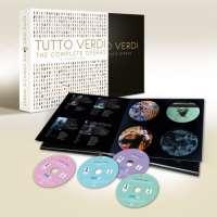 Tutto Verdi Premium Box:  Oberto, Un giorno di regno, Nabucco, I Lombardi, Ernani, I due Foscari, Giovanna