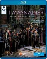 Verdi: I Masnadieri / Tutto Verdi