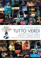 Tutto Verdi Highlights from Aida, La Traviata, Nabucco, Rigoletto