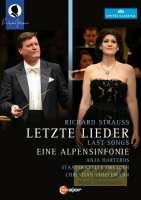 Strauss: Vier letzte Lieder Eine Alpensinfonie