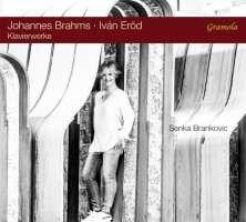 Brahms; Eröd: Works for Piano