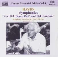 HAYDN: Symphonies Nos. 103 and 104