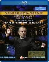 Mahler: Symphonies Nos. 4 & 5,