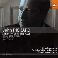 Pickard: Songs for Voice and Piano