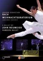 Bach: Weihnachtsoratorium / Hamburg Ballet / DVD 732708
