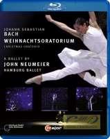 Bach: Weihnachtsoratorium / Hamburg Ballet / Blu-ray 732804