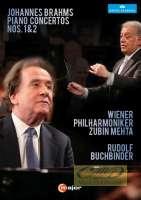 Brahms: Piano Concertos / Rudolf Buchbinder