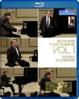 Beethoven: Piano Sonatas Vol. 1 / Buchbinder