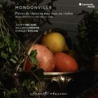 WYCOFANY  Mondonville: Harpsichord pieces with voice or violin
