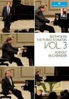Beethoven: Piano Sonatas 3