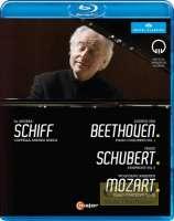 Beethoven & Mozart: Piano Concertos / Schiff