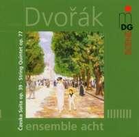 Dvorak: Czeska suita, string quintet