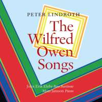Lindroth: Wilfred Owen Songs