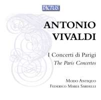 Vivaldi: The Paris Concertos